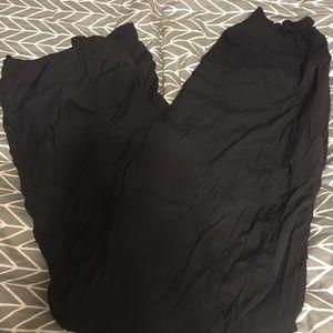 Lululemon dance studio pants size 8